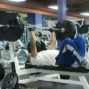 Strength Training: 315 lbs Bench Press