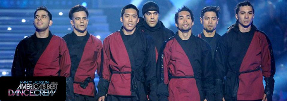 Double Backflipping Ninjas Courtesy Of Half Animal